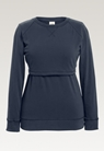 B Warmer sweatshirt - Steel blue - L - small (6)