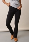 Once-on-never-off straight leg pants - Black - S - small (4)