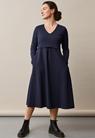 Charlotte dress - Midnight blue - M - small (1)