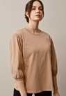 The-shirt blouse - Sand - XL - small (1)