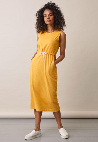 Naima dresssunflower (1) - Umstandskleid / Stillkleid