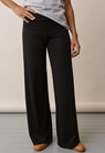 Once-on-never-off wide pants, Svart M - small (2)