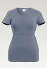 Classic short-sleeved top - Blue ash - XXL - small (5)