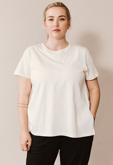 The-shirt - Tofu - XL (5) - Maternity top / Nursing top