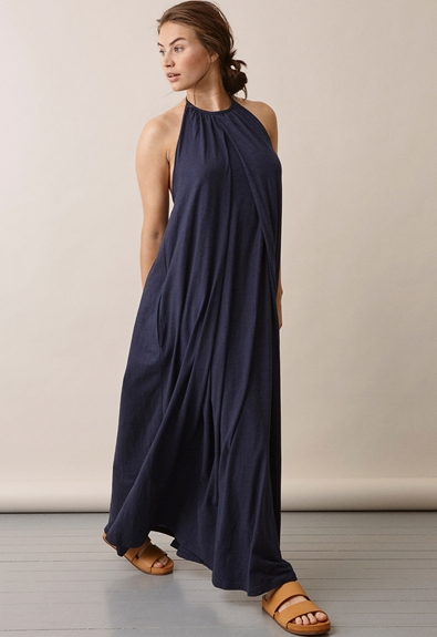 Air halterneck dress