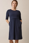 Linnea Kleid - Midnight blue - S - small (1)