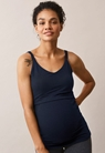 Easy singlet - Midnight blue - S - small (2)