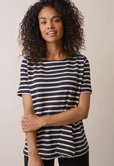 Breton kurzärmeliges Shirt