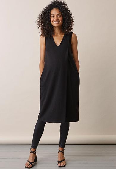 Lil dressblack (1) - Gravidklänning / Amningsklänning