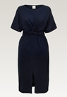 Zadie s/s dressmidnight blue - small (9)