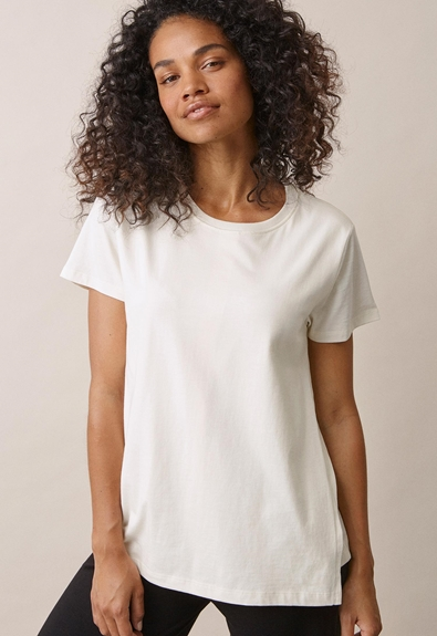 The-shirt - Tofu - XL (1) - Maternity top / Nursing top