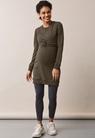 B Warmer Kleid - Pine Green - L - small (1)