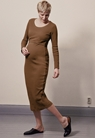 Signe Kleid - Hazelnut - L - small (1)