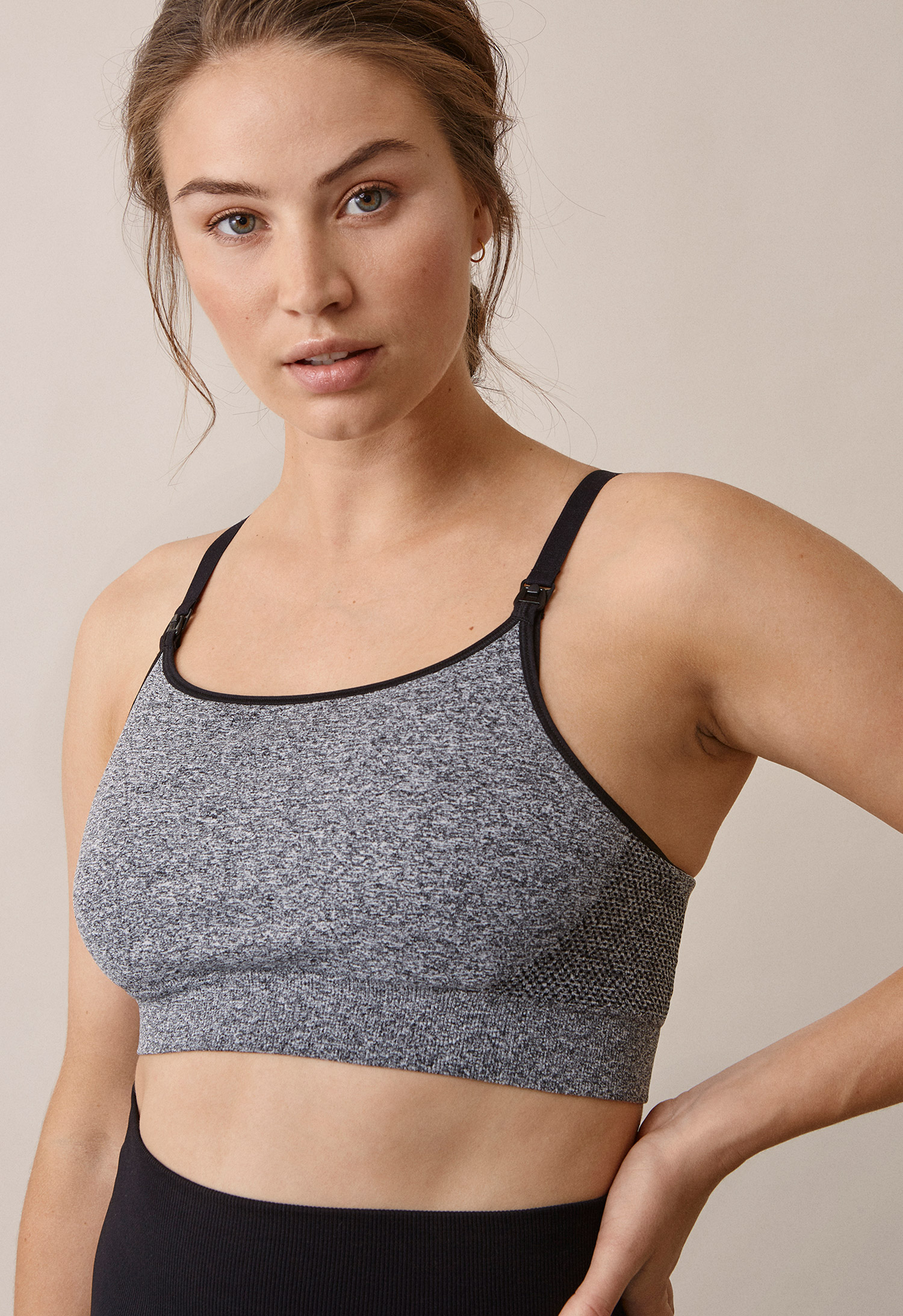 Fast Food soft sports bra