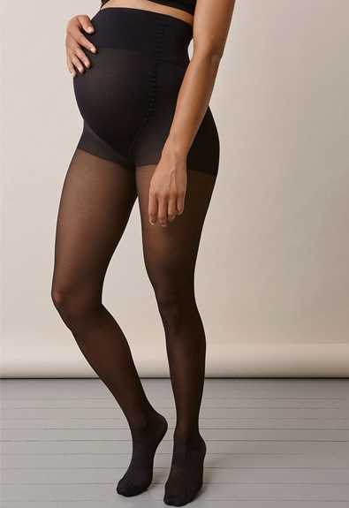 Compression tights - S (2) - Maternity pants