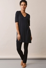 The-shirt tunic - Black - S - small (2)