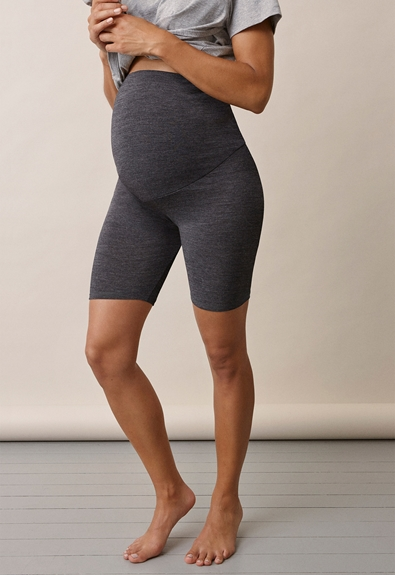 Once-on-never-off Merino wool bike shorts - M (3) - Maternity pants