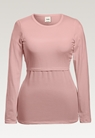 Classic long-sleeved top - Mauve - XXL - small (5)