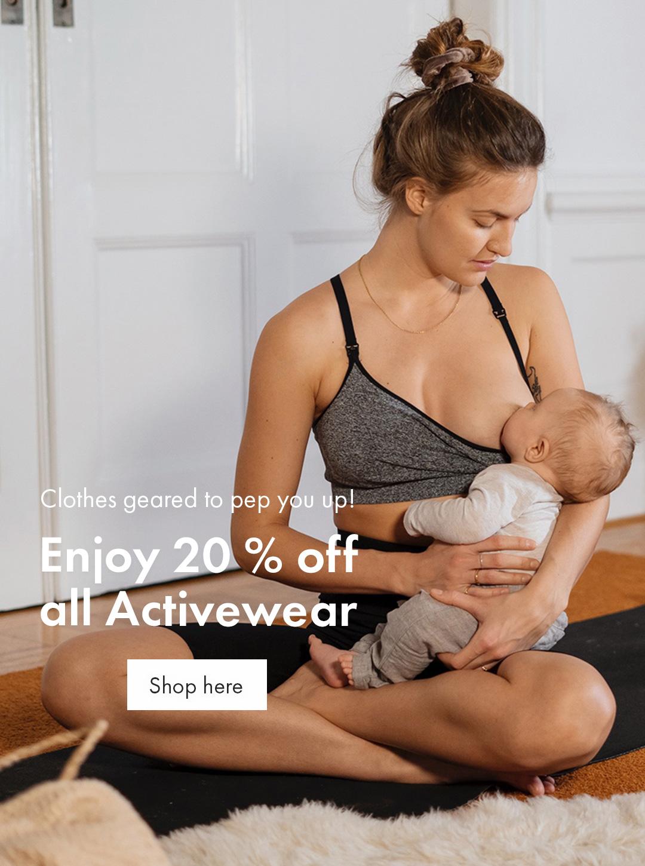 Activewear 20%