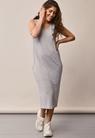 BFF klänning - Grey melange - S - small (2)