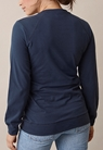 B Warmer sweatshirtthunder blue - small (2)