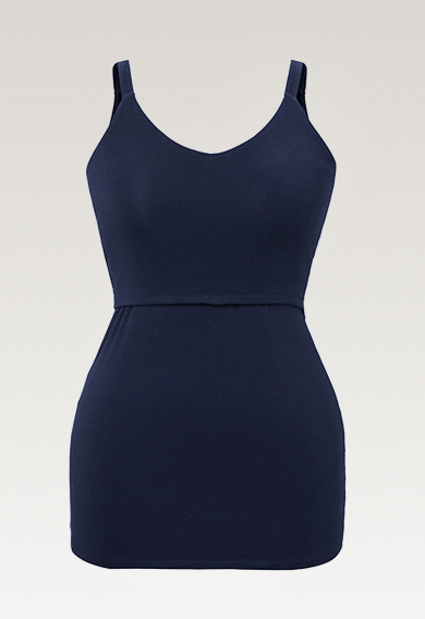 Easy singlet - Midnight blue - S (5) - Umstandstop / Stilltop