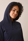 B Warmer hoodie - Midnight blue - S - small (3)