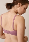 Fast Food Bra - Organic Cotton, Rainy rose S - small (2)