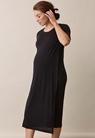 The-shirt dressblack - small (1)
