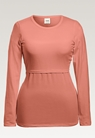 Classic long-sleeved top - Canyon clay - M - small (4)