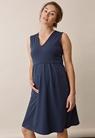 Tilda dressthunder blue - small (1)