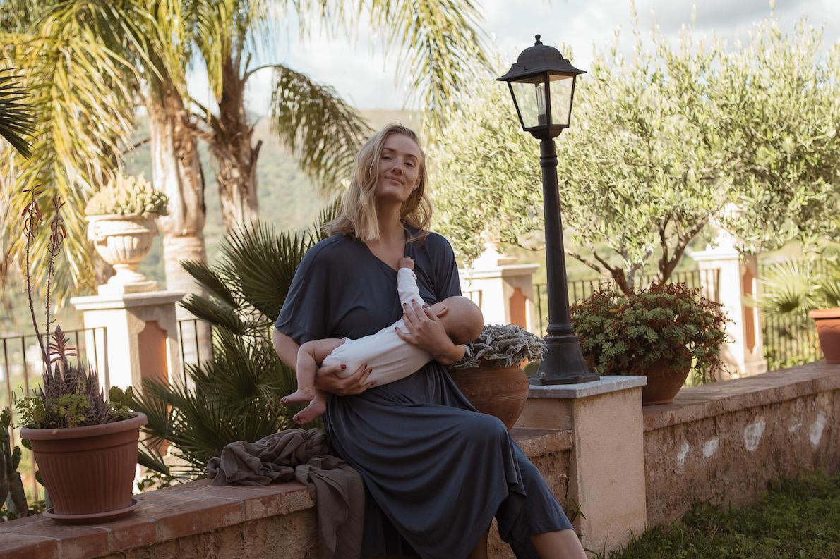 Intervju med mamman Emma Gullström