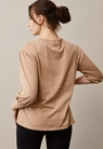 The-shirt blouse - Sand - XL - small (4)