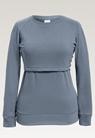 B Warmer sweatshirt - Blue ash - L - small (4)