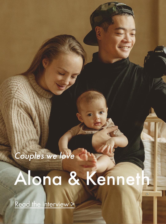 Alona & Kenneth