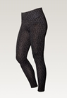 Once-on-never-off leggings Leo print grey/black - XL - small (6)