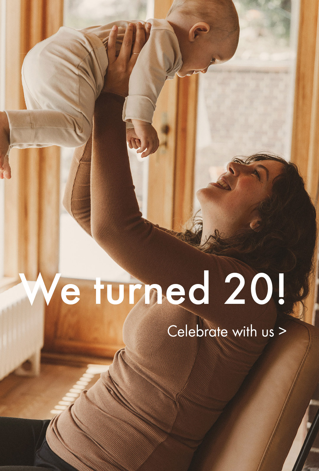 We turned 20!