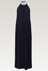 Air halterneck dressmidnight blue - small (6)
