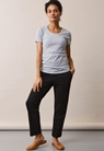 Once-on-never-off slacks - Svart - S - small (2)