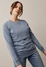 B Warmer sweatshirt - Blue ash - L - small (1)