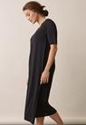 The-shirt dressblack - small (2)