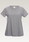 The-shirt, grey melange XS - small (6)