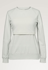 B Warmer sweatshirt - Frozen grey - S - small (5)