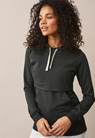 B Warmer hoodie - Kale - XS - small (2)