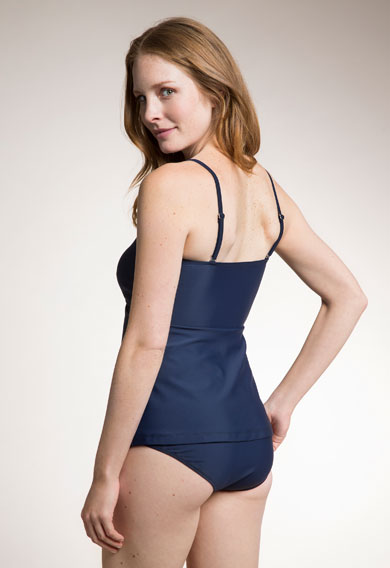 Fast Food tankini, ink blue S (3) - Outlet 70