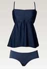 Fast Food tankini, ink blue XS - small (6)